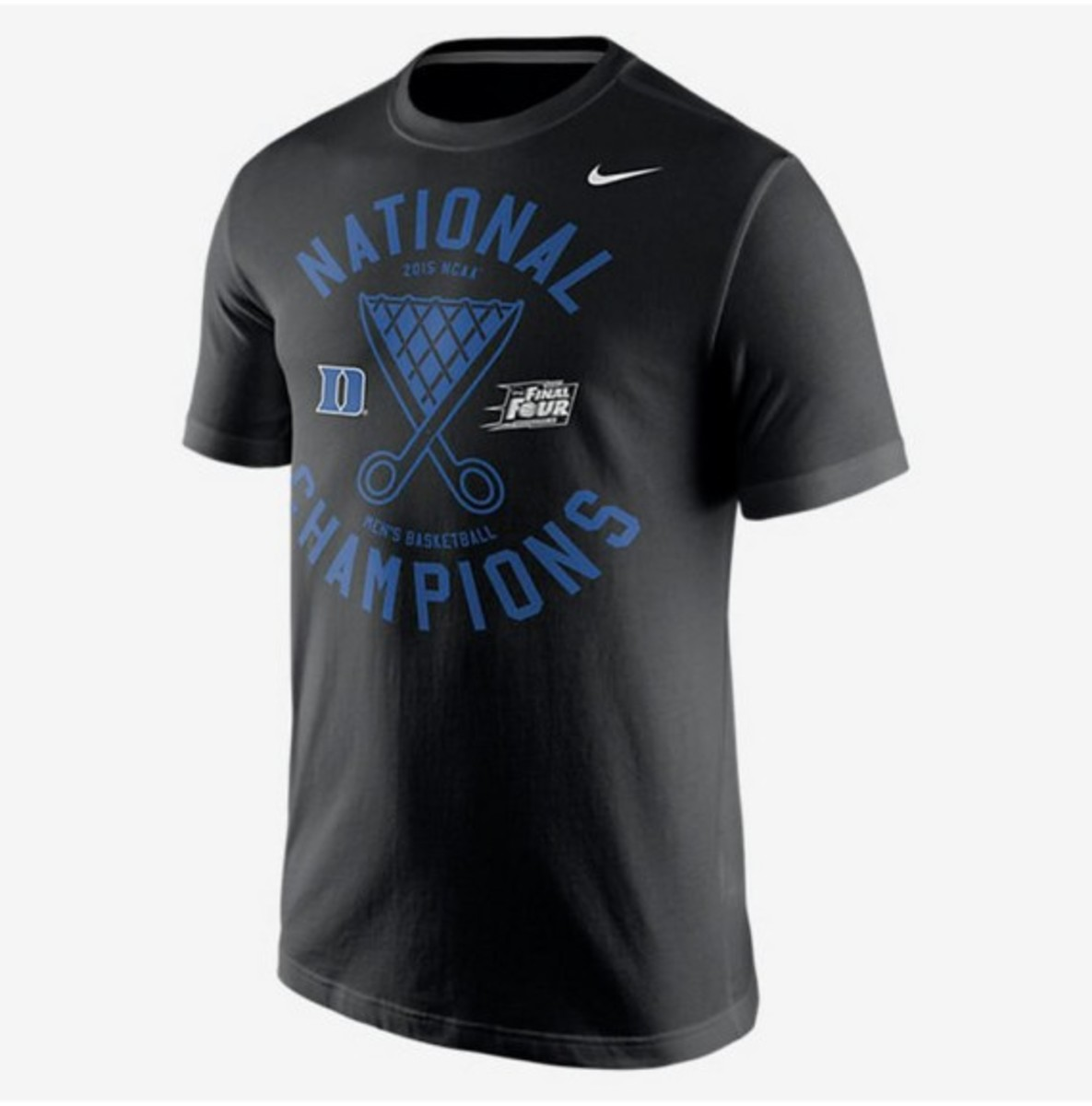 Nike Celebrates Duke's Fifth National Championship with Limited Edition Apparel - 1