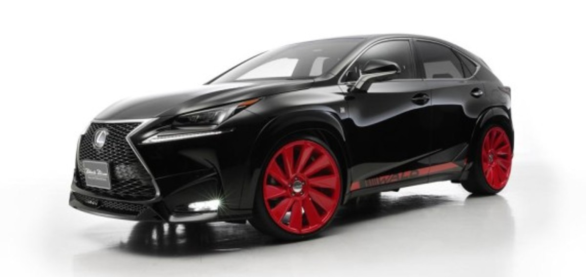 Lexus NX - Tuned by Wald International - 5