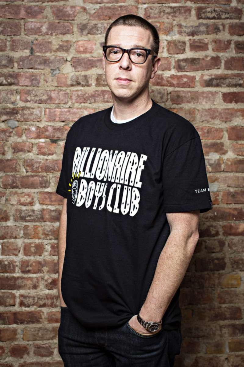 Billionaire Boys Club x Team Epiphany 10th Anniversary T-Shirt - 2
