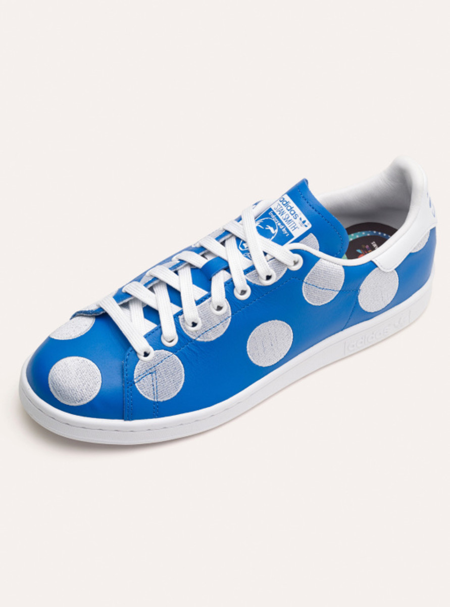 Pharrell Williams x adidas Originals Stan Smith - Polka Dot| Now Available - 2