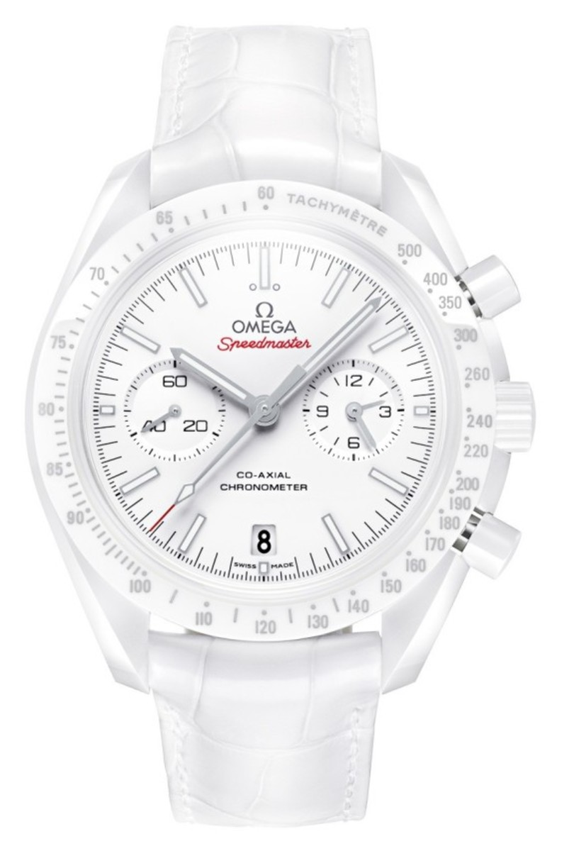 OMEGA Speedmaster - White Side of the Moon - 1