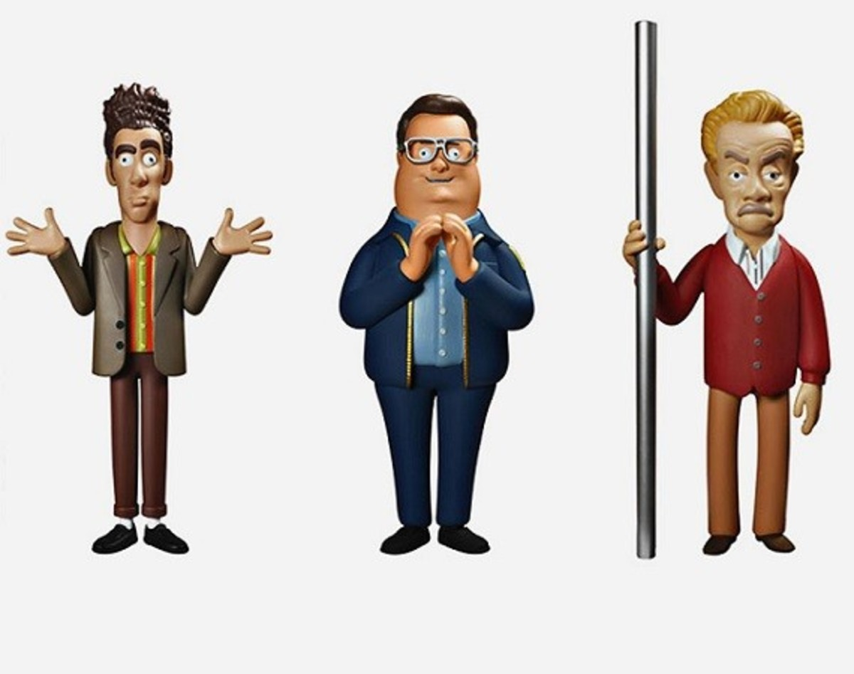 Seinfeld Action Figures - 0