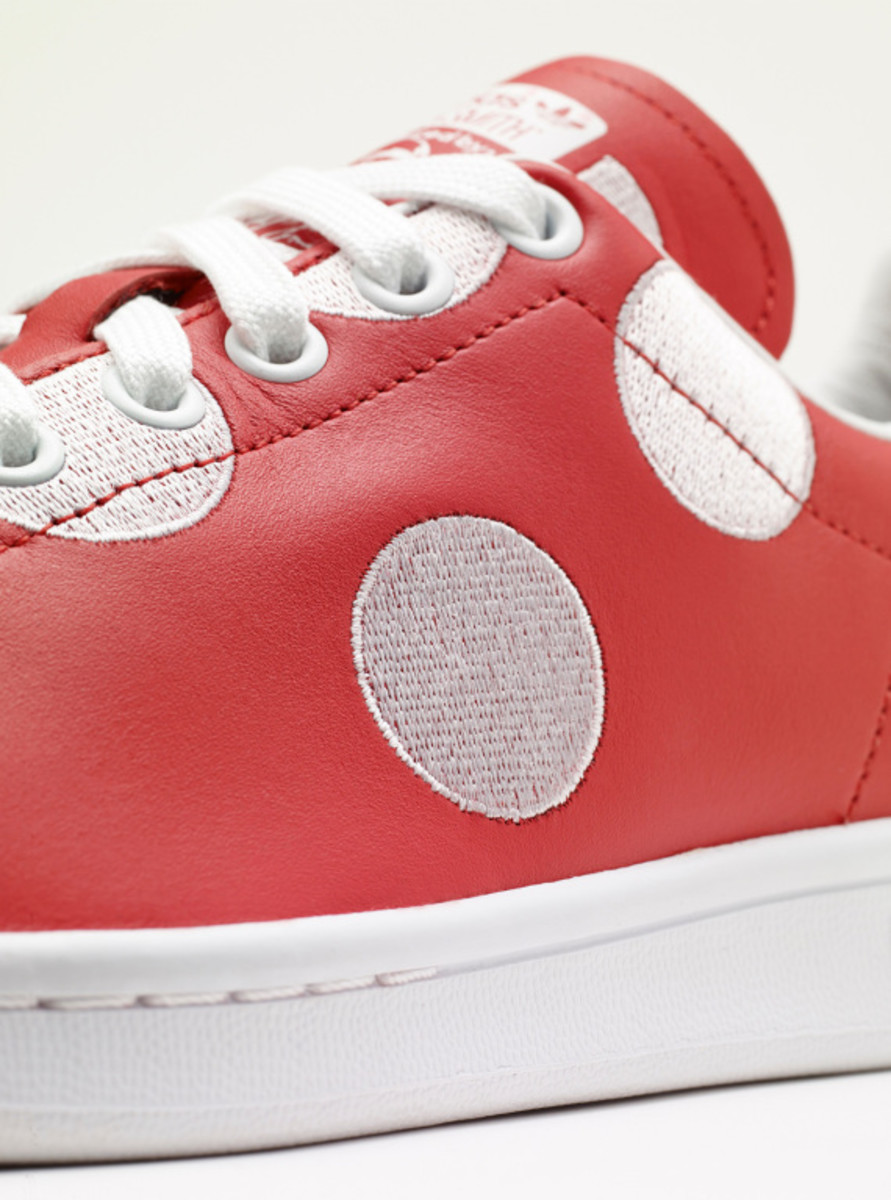 Pharrell Williams x adidas Originals Stan Smith - Polka Dot| Now Available - 3