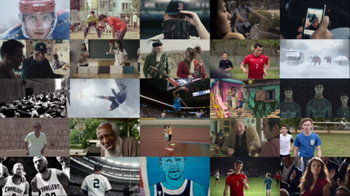 The Year in Nike Films: 2014 - 1