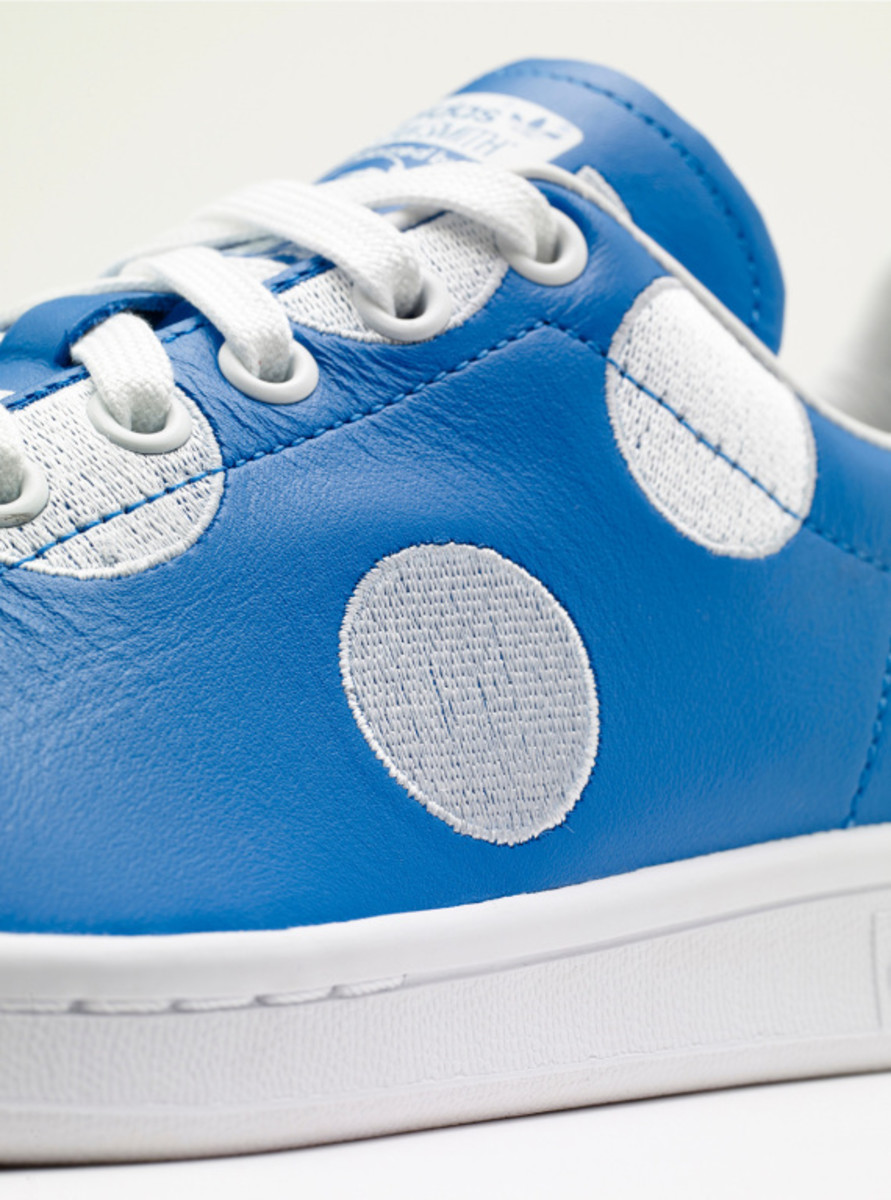 Pharrell Williams x adidas Originals Stan Smith - Polka Dot| Now Available - 1