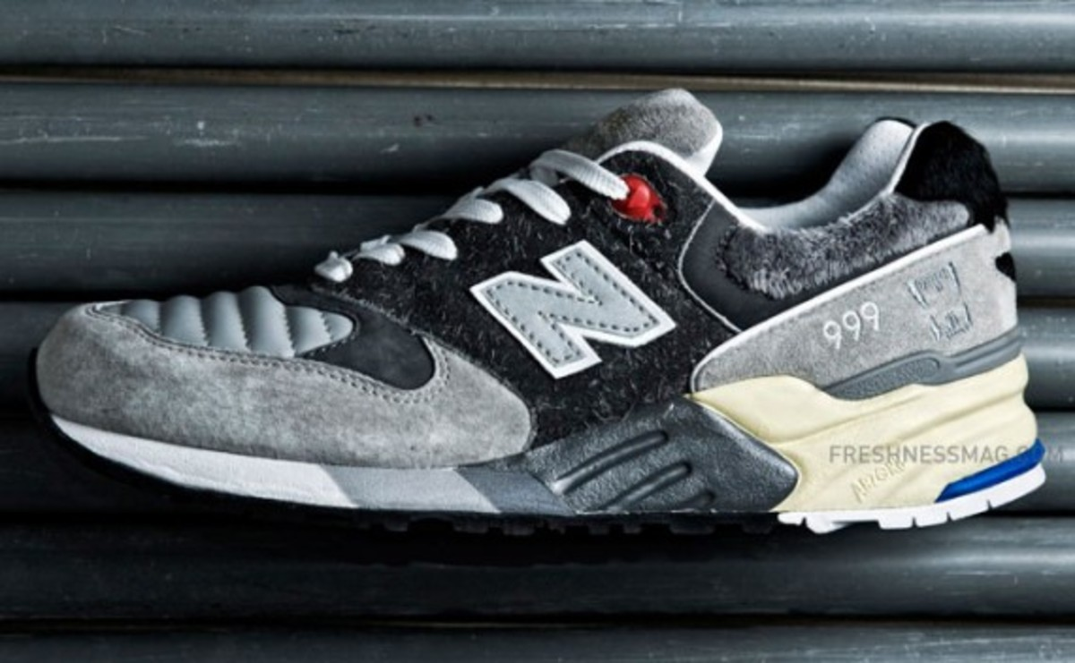 premium selection 496b8 61322 New Balance - NB 999 Feral Creation Collection - Sneakers ...