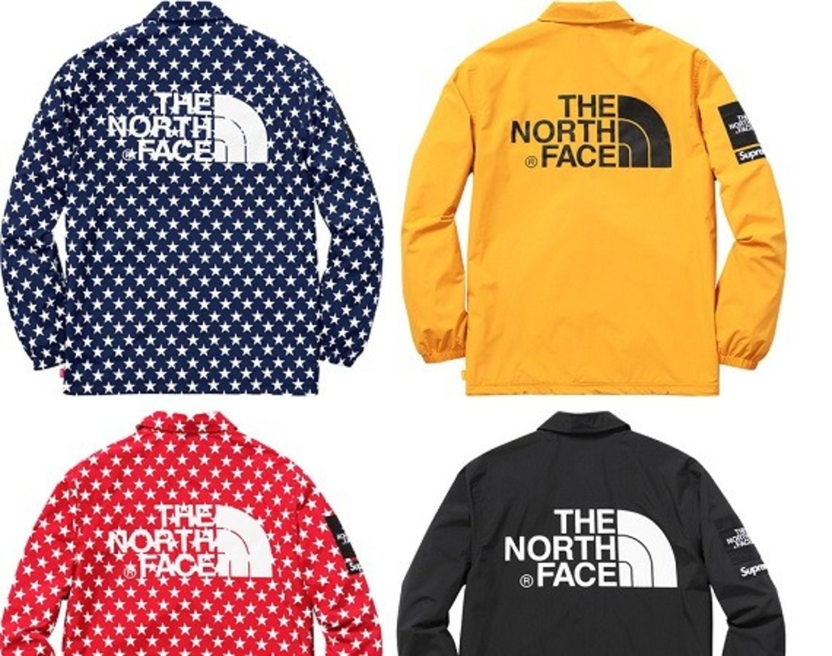 Supreme x The North Face - Spring/Summer 2015 Apparel and Gear Collection - 0