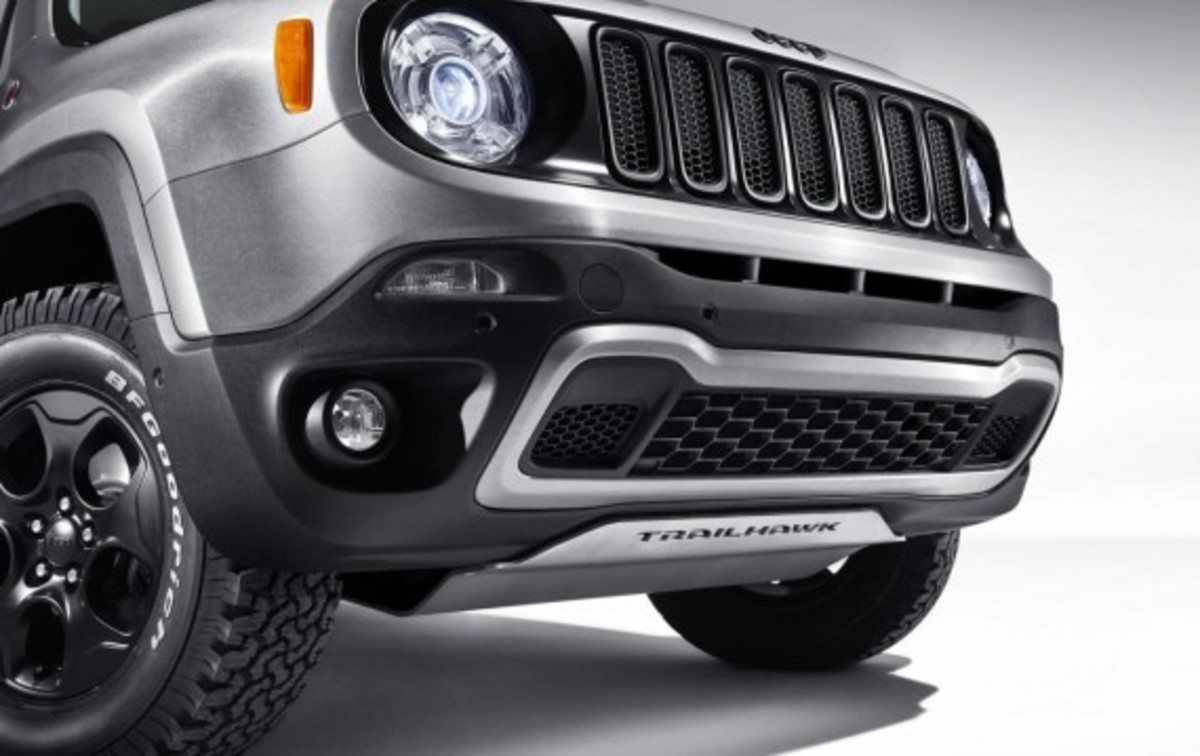 Jeep Renegade Hard Steel Concept - Unveiled - 3