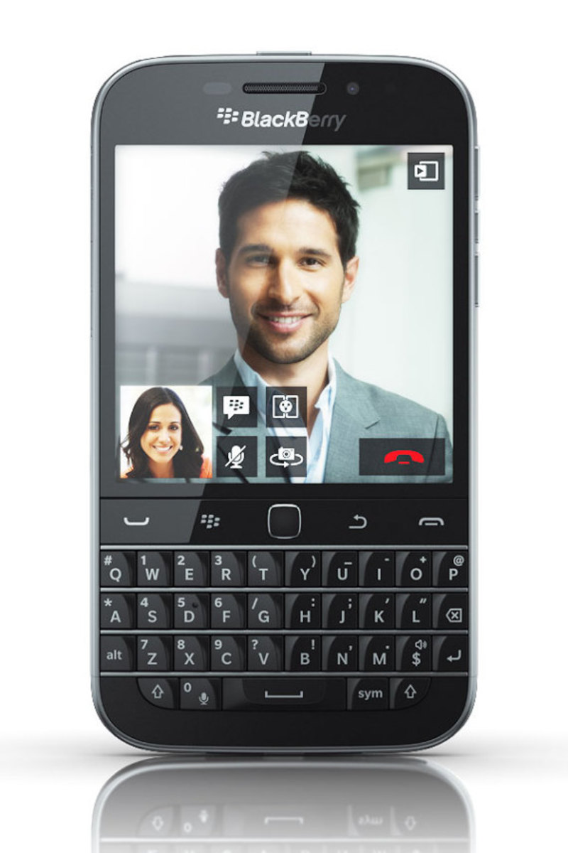 BlackBerry Classic | Officially Unveiled - 1