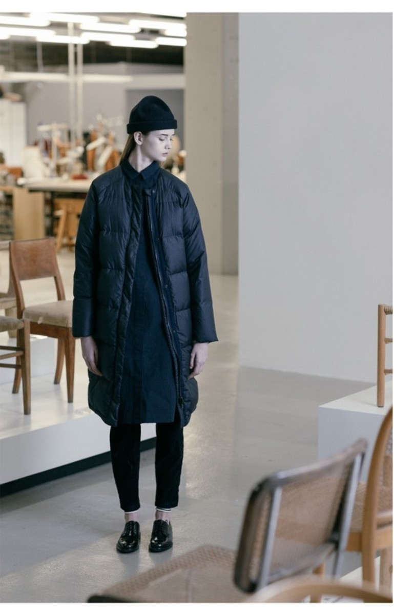 Norse Projects Women's Collection - Autumn/Winter 2015 - 9