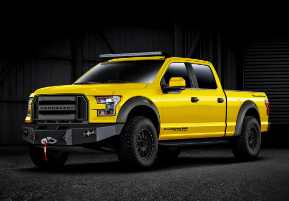 2015 Ford F-150 VelociRaptor 600 Supercharged by Hennessey Performance - 0
