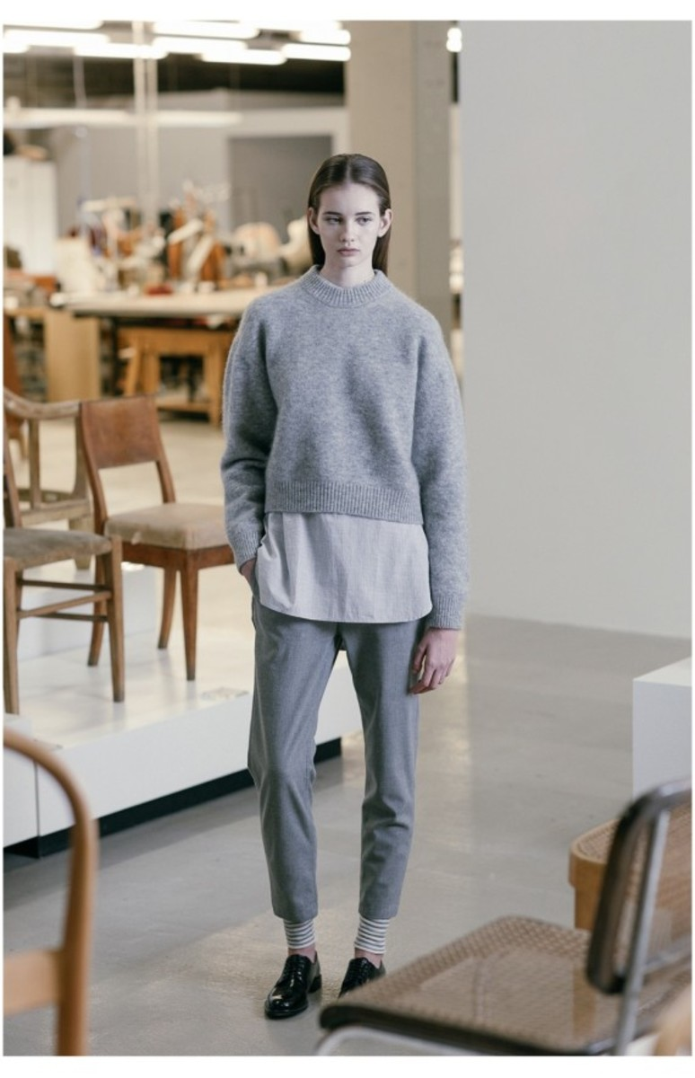 Norse Projects Women's Collection - Autumn/Winter 2015 - 20