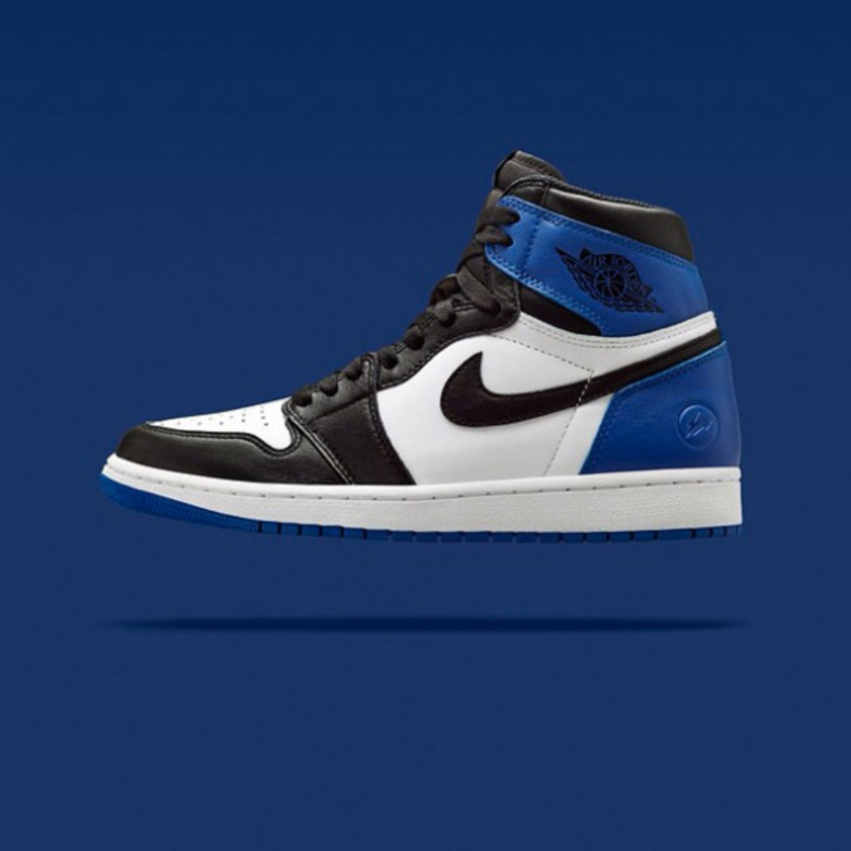 fragment design x Air Jordan 1 Retro High OG | Release Reminder - 3