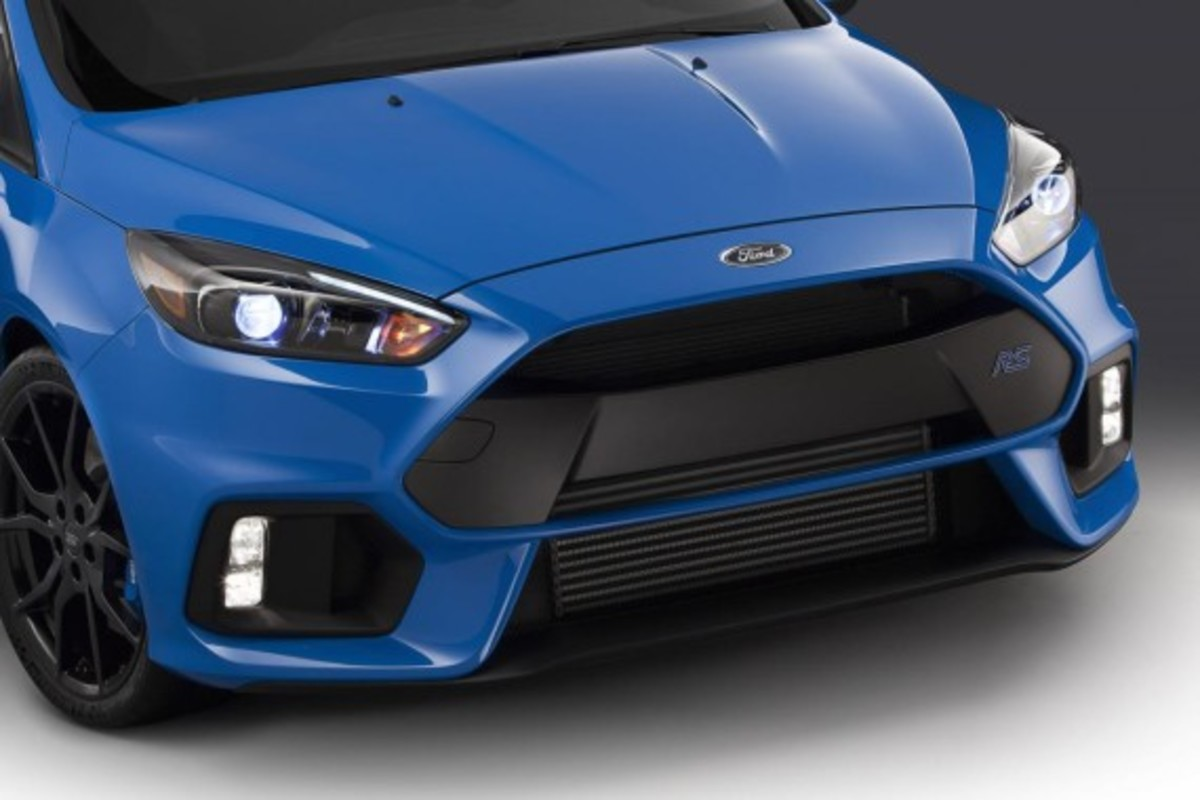 2016 Ford Focus RS - 3