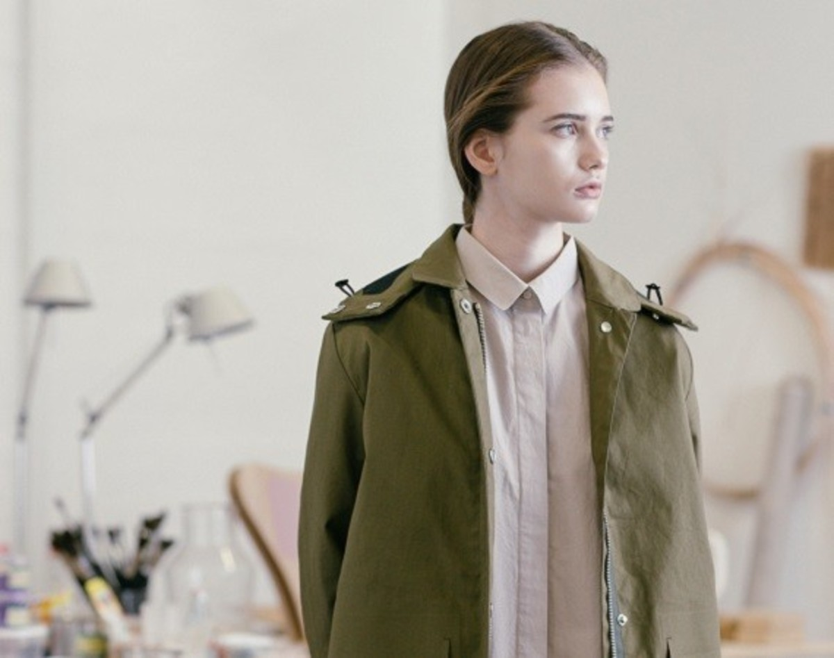 Norse Projects Women's Collection - Autumn/Winter 2015 - 0