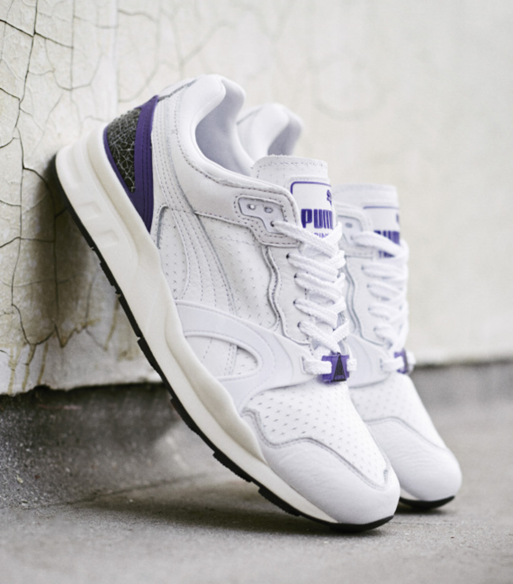 "PUMA Trinomic - ""Crackle"" Pack - 10"