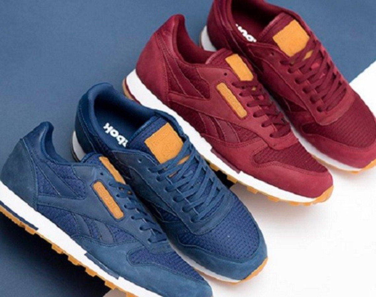 """Reebok Classic Leather """"Utility"""" Pack - Now Available - 0"""
