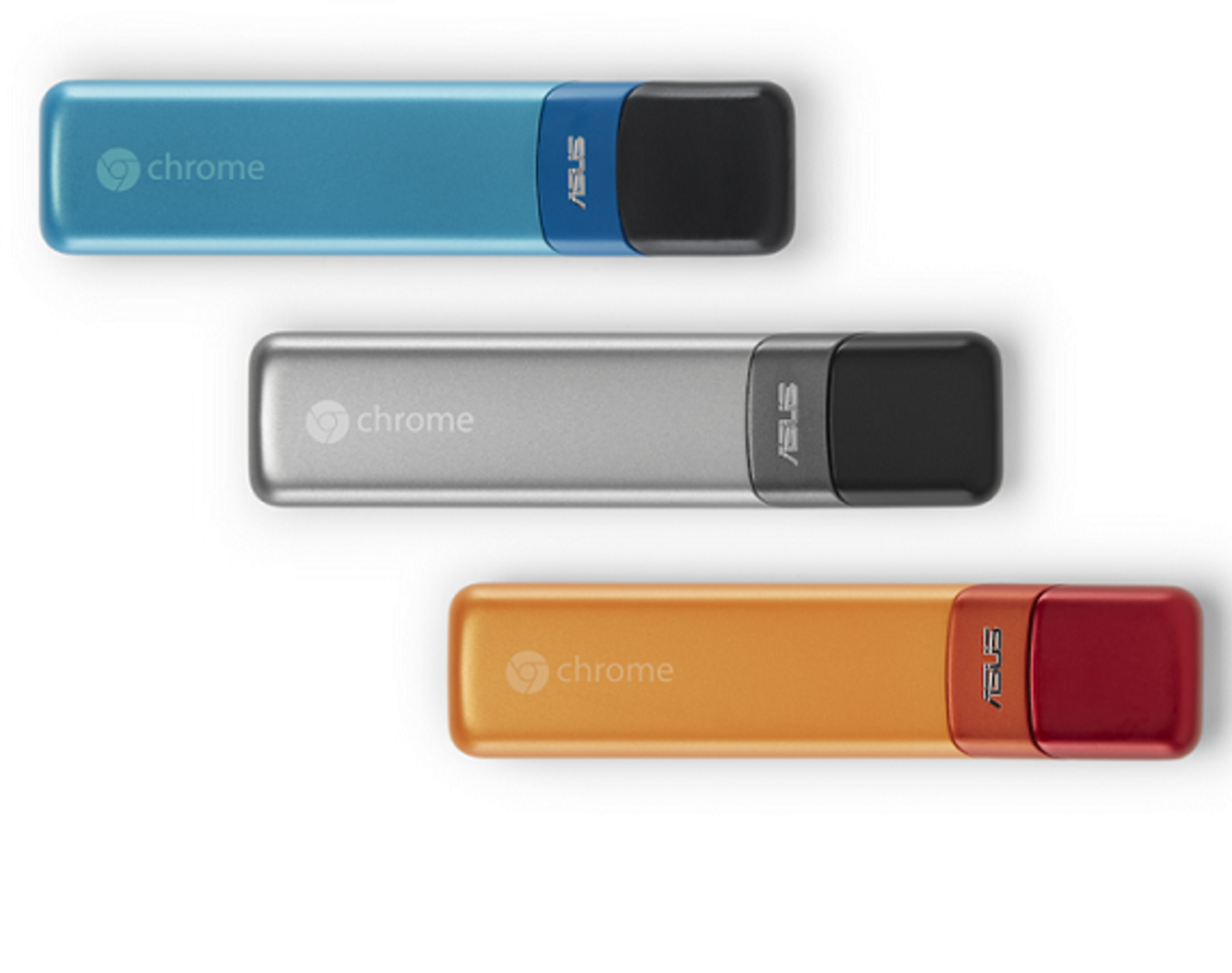 ASUS Google Chromebit - Turns Any Device into a Chrome PC - 0