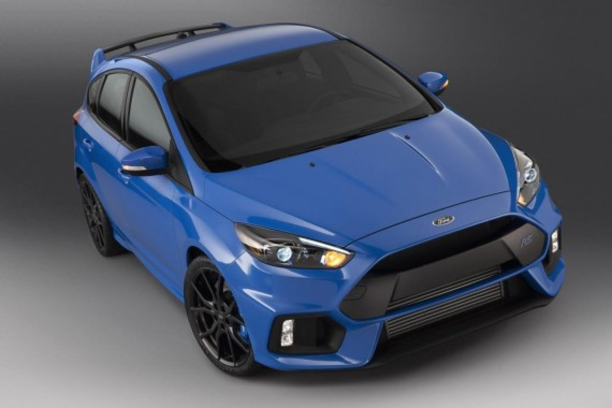 2016 Ford Focus RS - 1