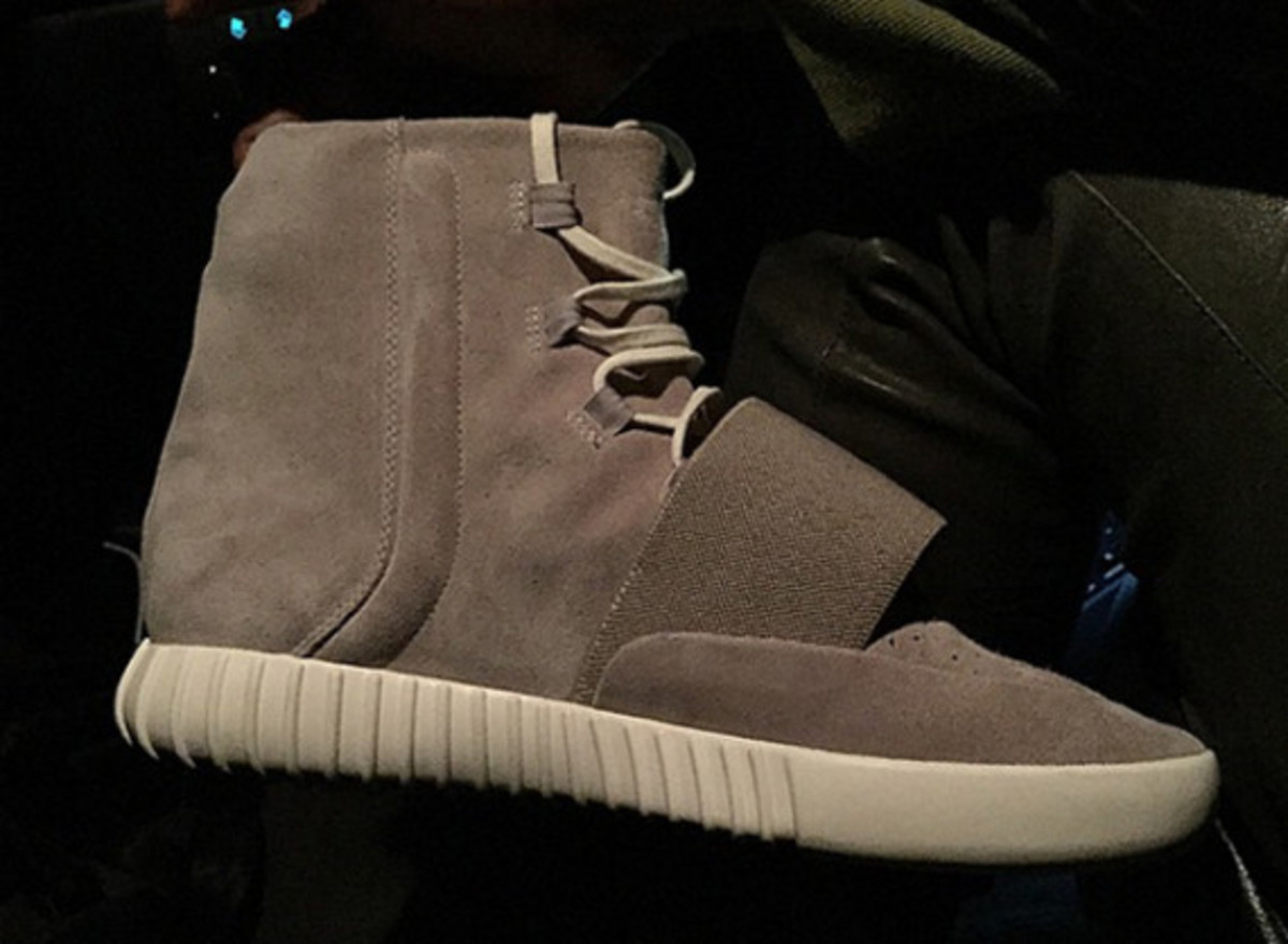 Kanye West x adidas Yeezy 750 Boost - First Look - 2