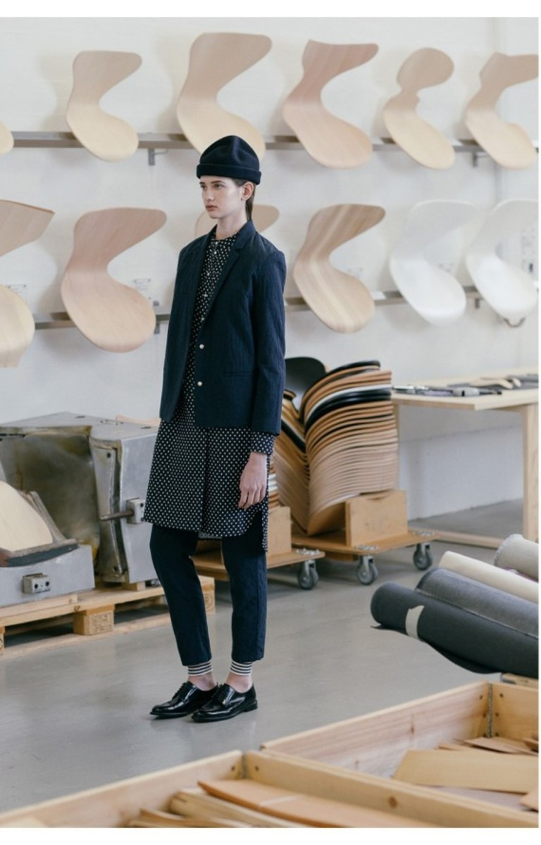 Norse Projects Women's Collection - Autumn/Winter 2015 - 6