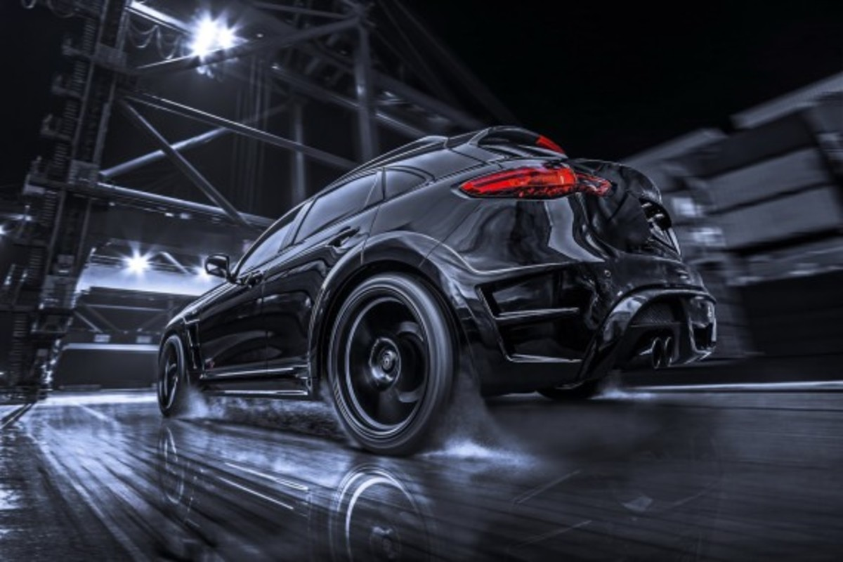 Infiniti QX70 LR3 Wide Body Tuned by AHG-Sports - 5