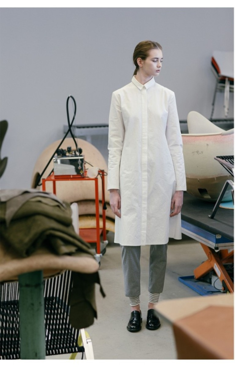 Norse Projects Women's Collection - Autumn/Winter 2015 - 10