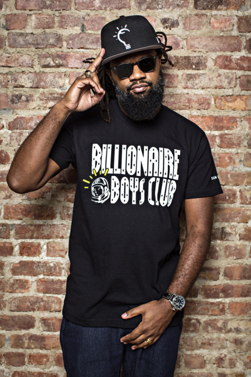 Billionaire Boys Club x Team Epiphany 10th Anniversary T-Shirt - 1
