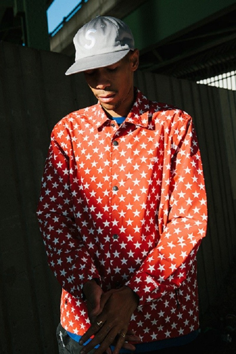 Supreme x The North Face - Spring/Summer 2015 Apparel and Gear Collection - 4