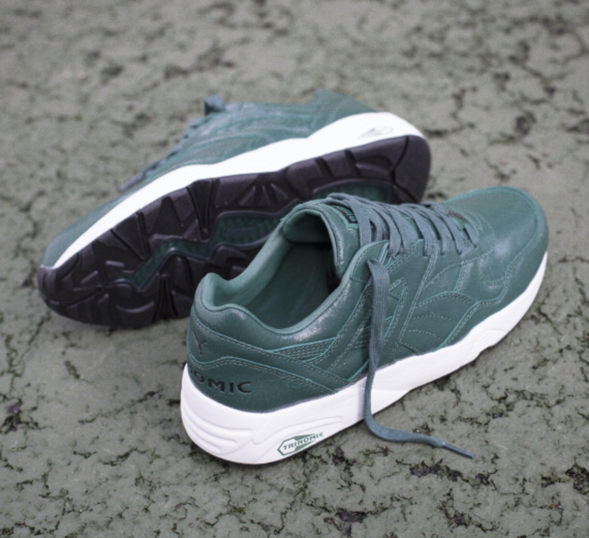 "PUMA Trinomic - ""Crackle"" Pack - 14"