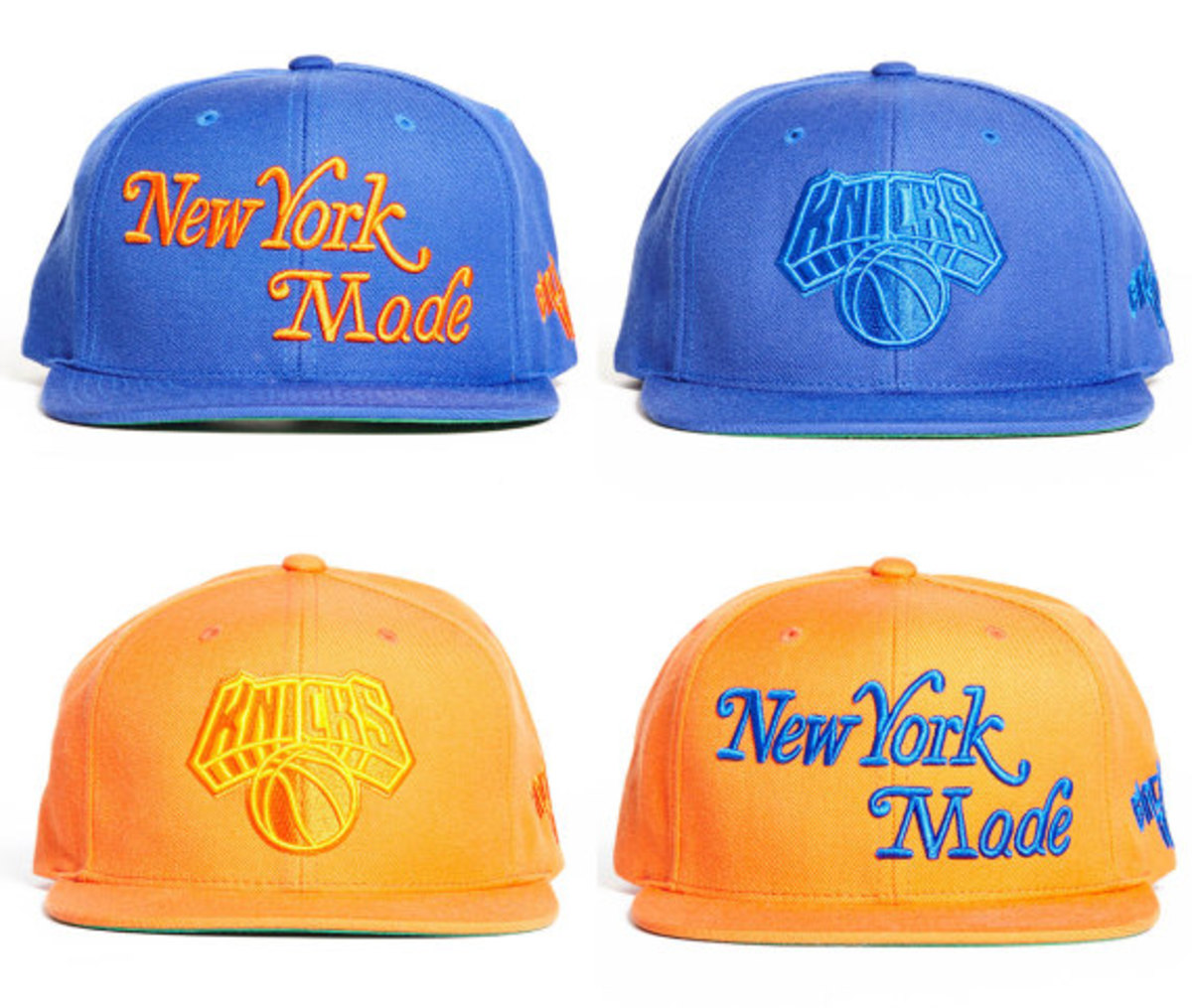 Public School: Black Apple x New York Knicks - Fall/Winter 2014 Capsule Collection - 0