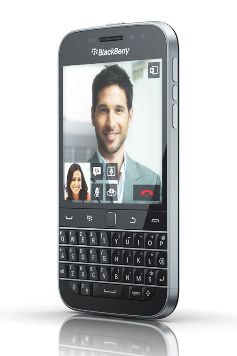 BlackBerry Classic | Officially Unveiled - 2
