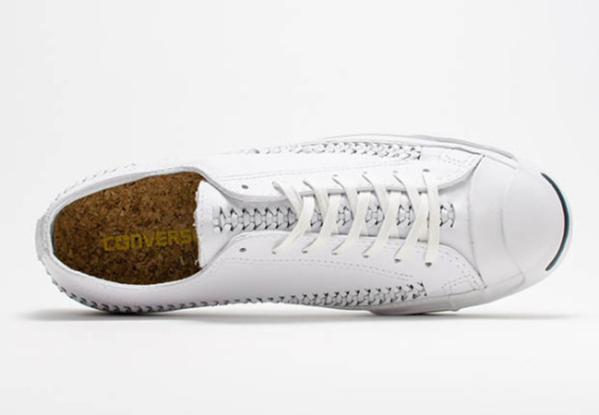 """Converse Jack Purcell """"Woven"""" Pack - 3"""