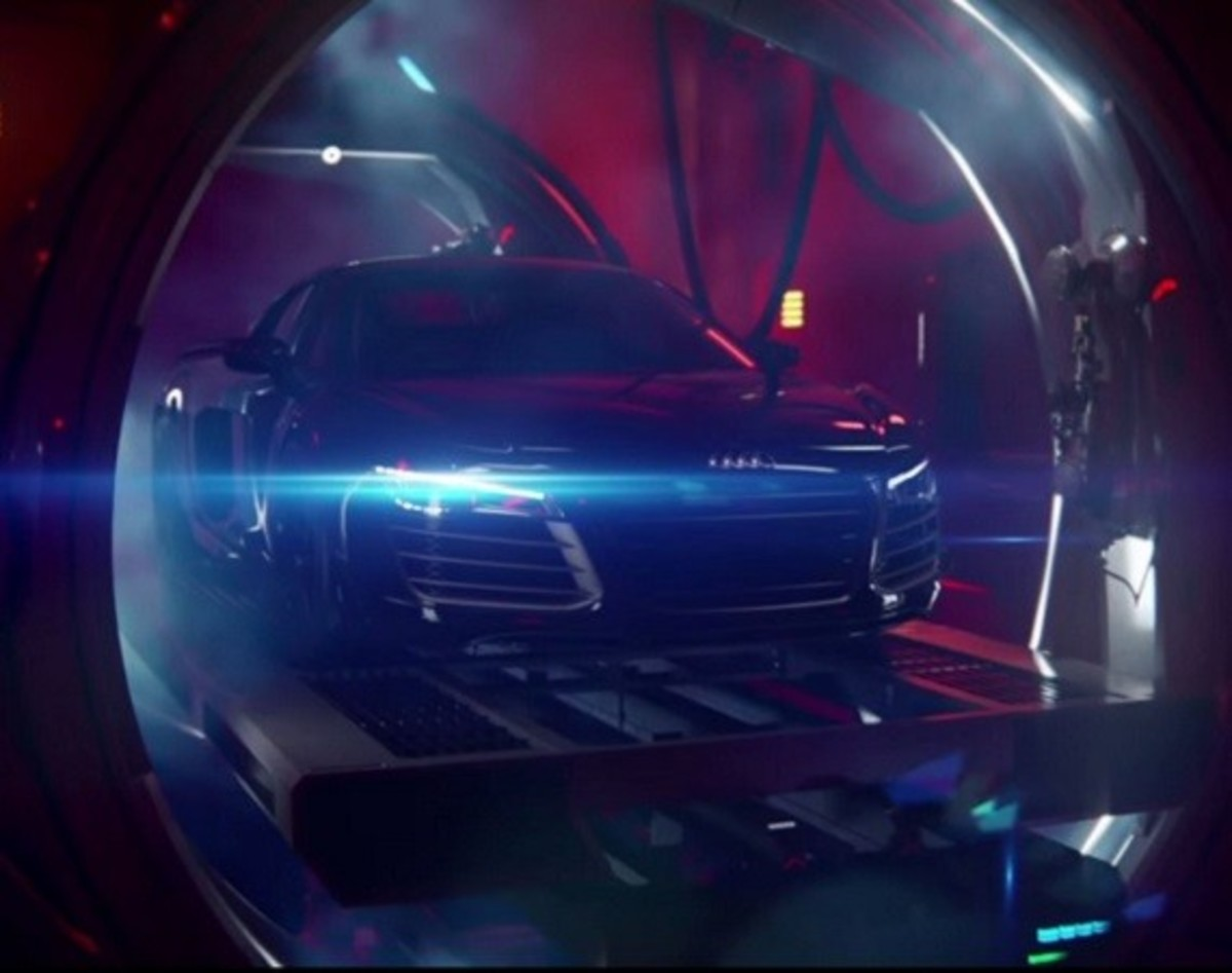 Birth of the 2015 Audi RS3 - 0