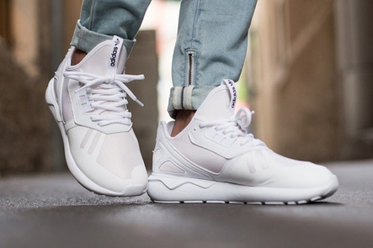 adidas Tubular - Triple White - 4