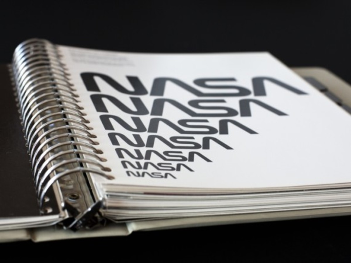 Use this NASA Graphics Standards Manual to Design Like a Rocket Scientist - 4