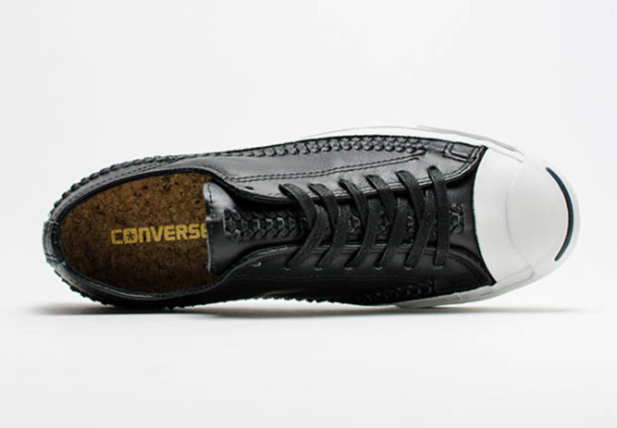 """Converse Jack Purcell """"Woven"""" Pack - 6"""