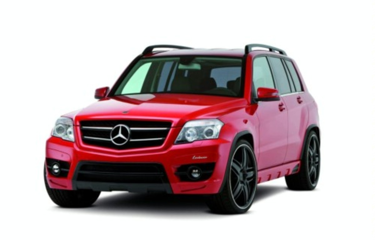 Lorinser Is More Famous For Their Aftermarket Parts Such As Body Kits And  Wheels For Mercedes Benz.
