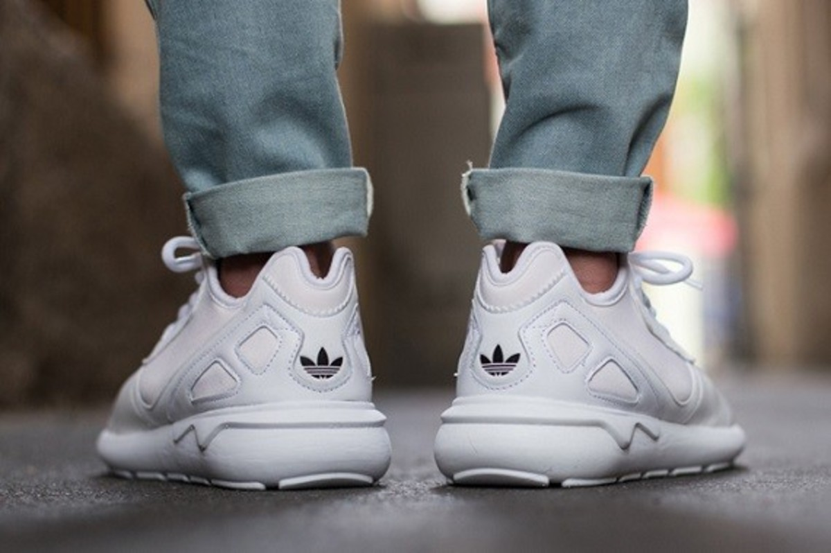 adidas Tubular - Triple White - 3