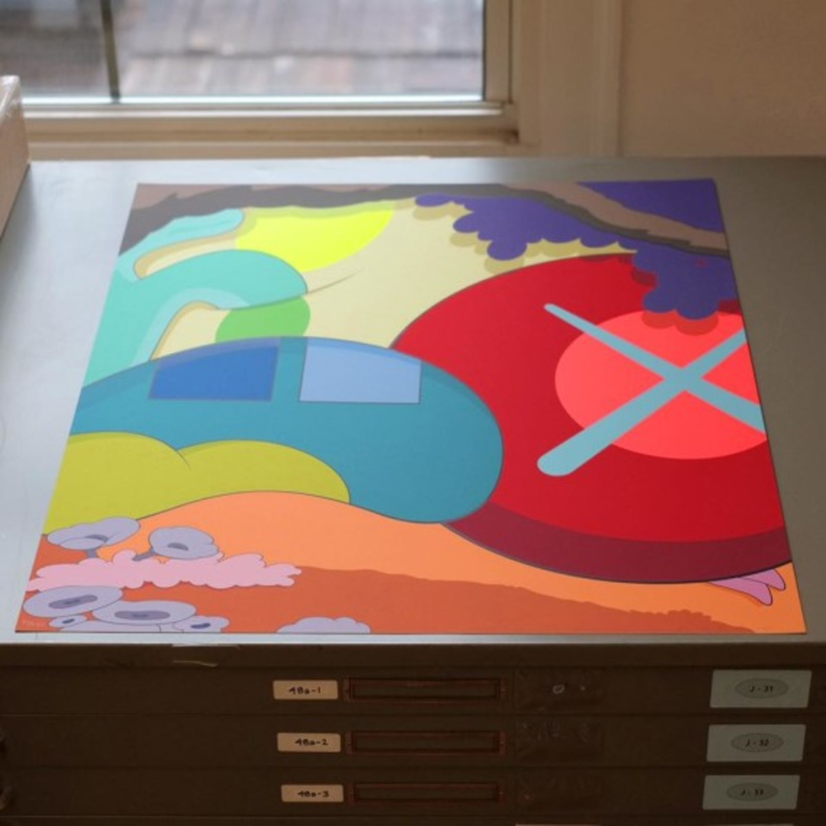 kaws-to-release-you-should-know-i-know-limited-edition-print-01