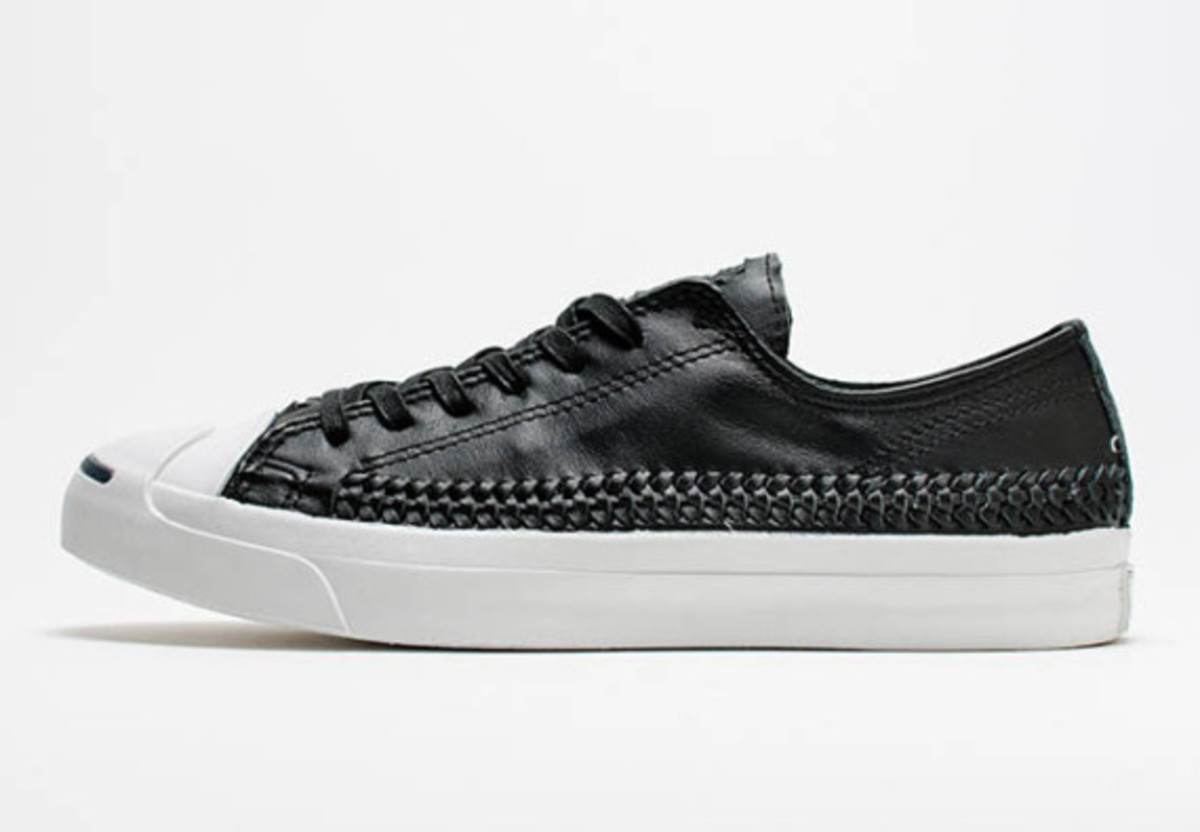 """Converse Jack Purcell """"Woven"""" Pack - 4"""