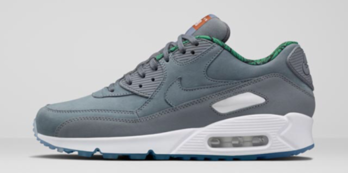 This Nike Air Max 90 Pays Tribute to Chicago Freshness Mag