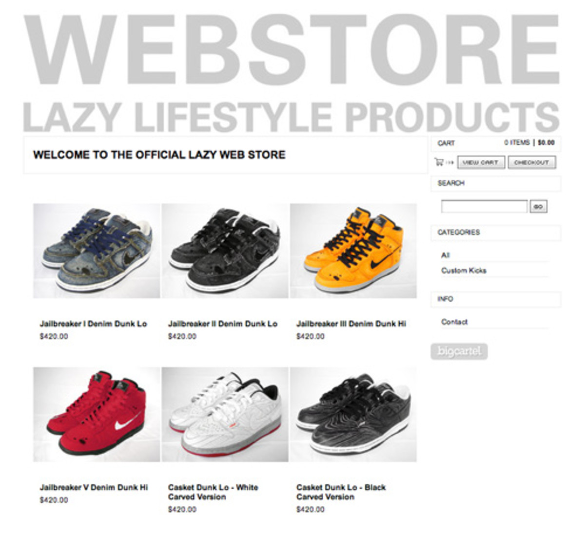 webstorepage