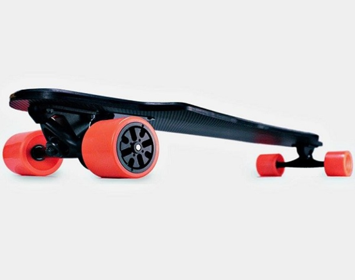 Stary - The World's Lightest Electric Skateboard - 0