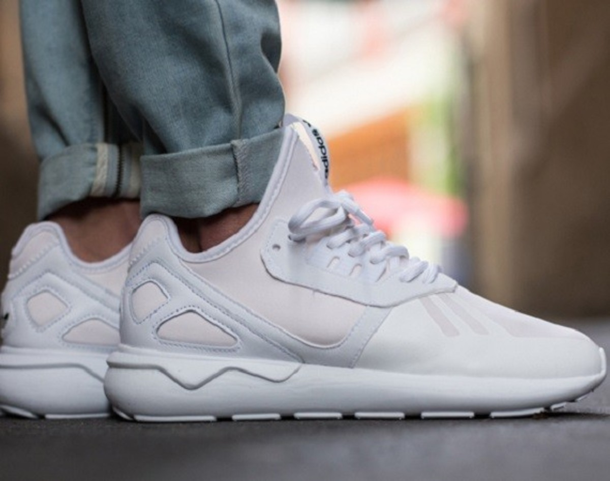 adidas Tubular - Triple White - 0