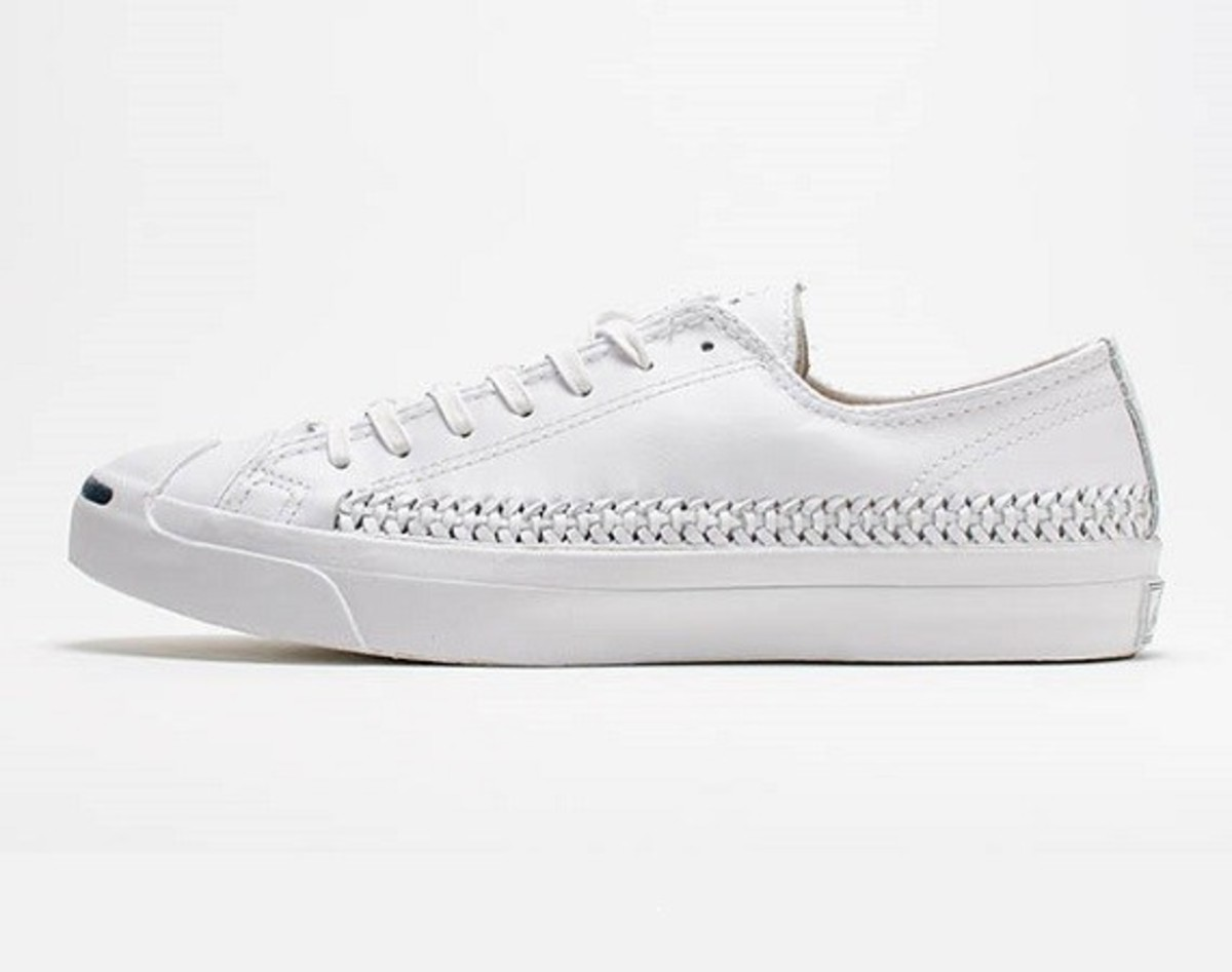 """Converse Jack Purcell """"Woven"""" Pack - 0"""