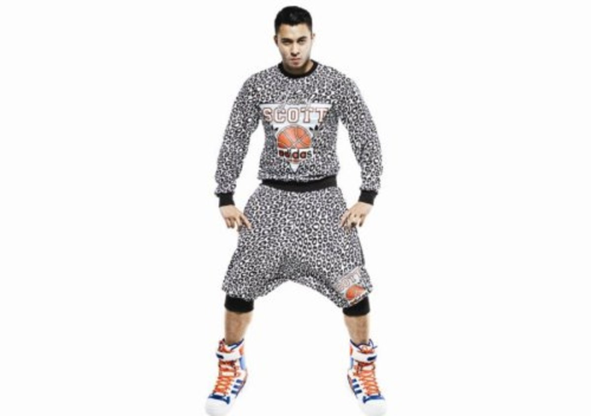 super popular 1dbfa 9e33f It was announced earlier by adidas Originals that they will be opening a  special pop up store for Originals by Originals partner Jeremy Scott. adidas   own ...