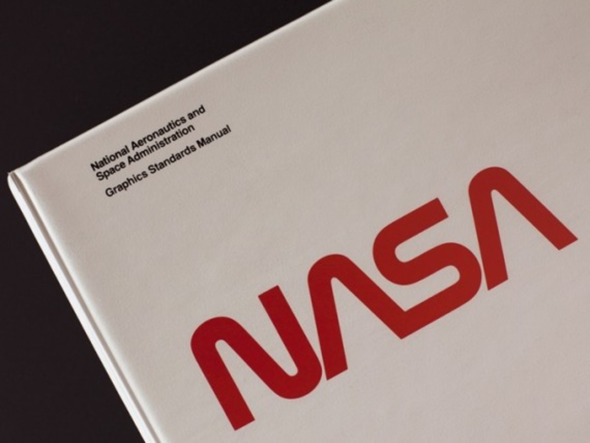 Use this NASA Graphics Standards Manual to Design Like a Rocket Scientist - 1