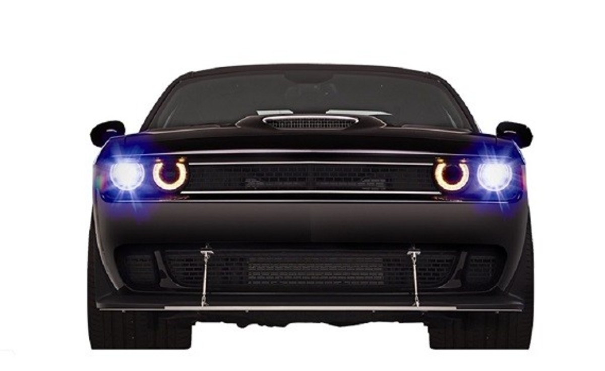 Dodge Challenger Hellcat X Pounces with 805HP - 1