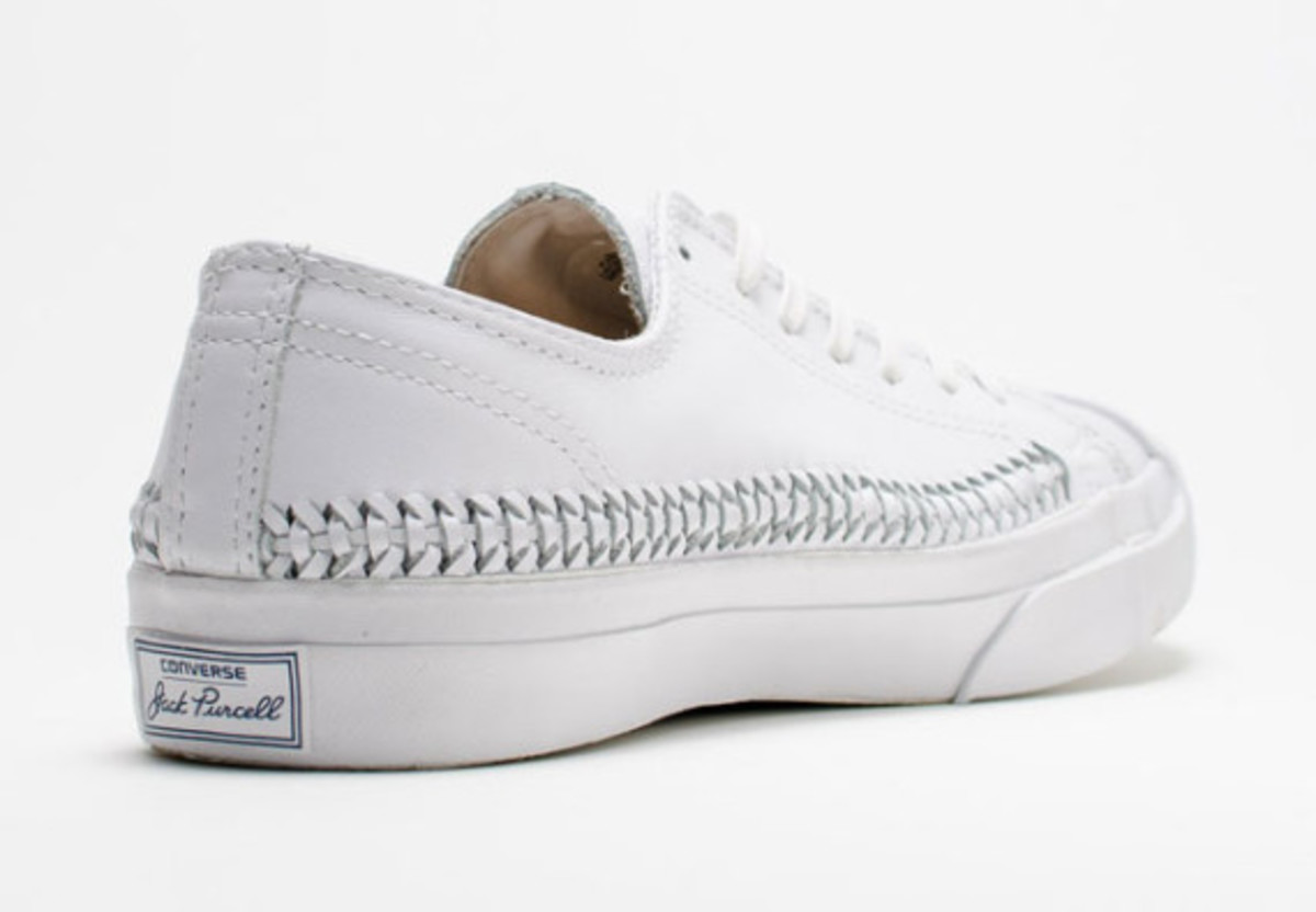 """Converse Jack Purcell """"Woven"""" Pack - 1"""